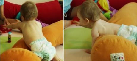 זחילת תינוקות - התפתחות תינוקות - סוגי זחילה - חשיבות זחילה