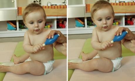 התפתחות תינוקות - ישיבת תינוק - התפתחות מוטורית